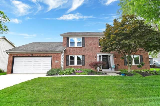 3520 Hidden Cove Circle, Lewis Center, OH 43035 (MLS #221020883) :: MORE Ohio