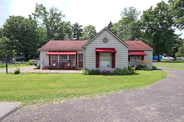 387 N Hamilton Road, Gahanna, OH 43230 (MLS #221020888) :: Bella Realty Group