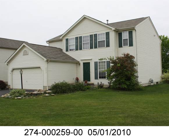 6073 Tuswell Drive, Dublin, OH 43016 (MLS #221020892) :: The Tobias Real Estate Group