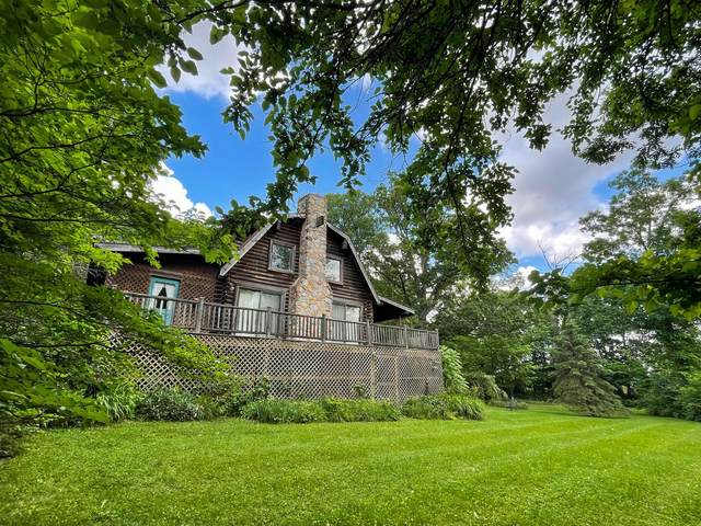 832 Marseilles-Galion Road W, Marion, OH 43302 (MLS #221020911) :: LifePoint Real Estate