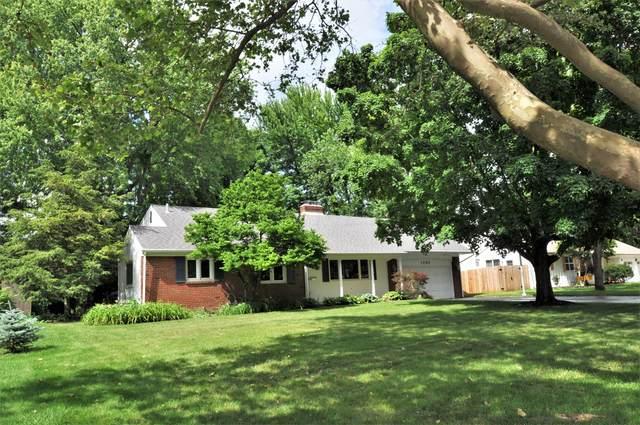 1380 Zollinger Road, Upper Arlington, OH 43221 (MLS #221020914) :: Exp Realty