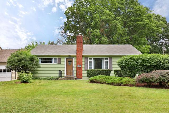 648 Wetmore Road, Columbus, OH 43214 (MLS #221020929) :: The Tobias Real Estate Group