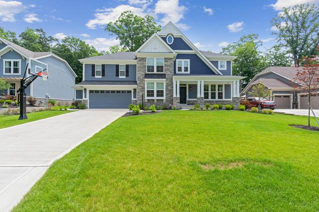 5425 Holiston Court, Galena, OH 43021 (MLS #221020934) :: Jamie Maze Real Estate Group