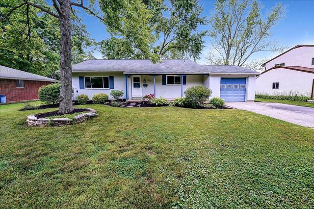 514 Catawba Avenue, Westerville, OH 43081 (MLS #221020955) :: Exp Realty