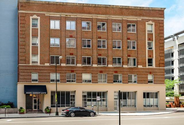 221 N Front Street #111, Columbus, OH 43215 (MLS #221020967) :: 3 Degrees Realty