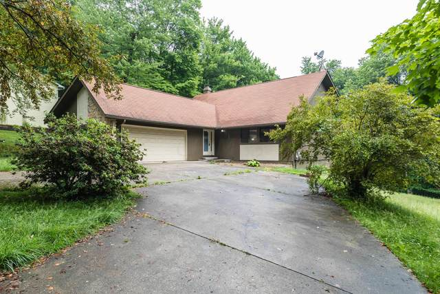 611 Deer Trail Drive, Thornville, OH 43076 (MLS #221020971) :: The Tobias Real Estate Group