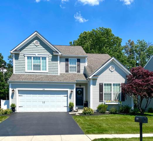 186 Rockbrook Crossing Avenue, Galloway, OH 43119 (MLS #221020977) :: The Tobias Real Estate Group