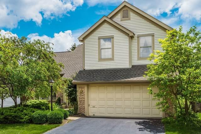 3741 Pleasantbrook Drive, Hilliard, OH 43026 (MLS #221020997) :: Exp Realty
