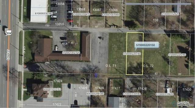 0 Laquineo Street Off Alley, Findlay, OH 45840 (MLS #221021012) :: MORE Ohio