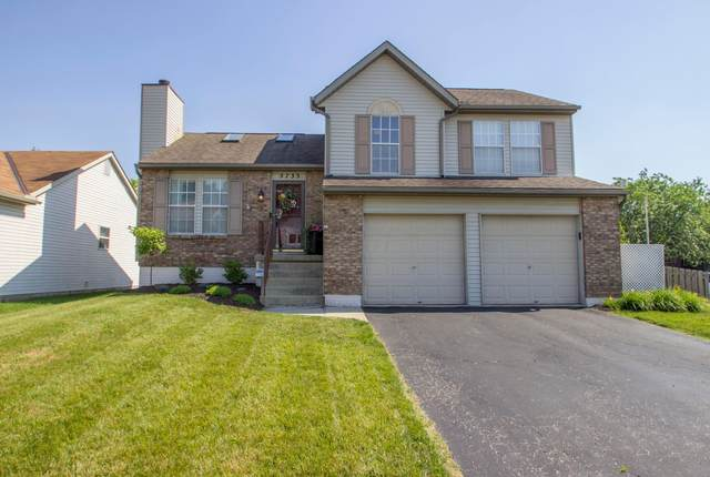 5733 Saucony Drive, Hilliard, OH 43026 (MLS #221021017) :: Jamie Maze Real Estate Group