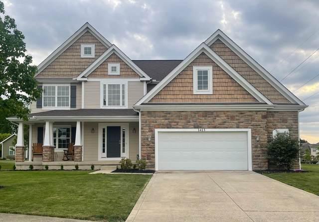 1415 Firethorn Court, Marysville, OH 43040 (MLS #221021025) :: Jamie Maze Real Estate Group