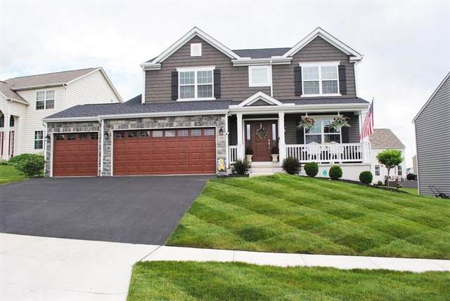 2341 Pine Crest Drive, Lancaster, OH 43130 (MLS #221021027) :: ERA Real Solutions Realty