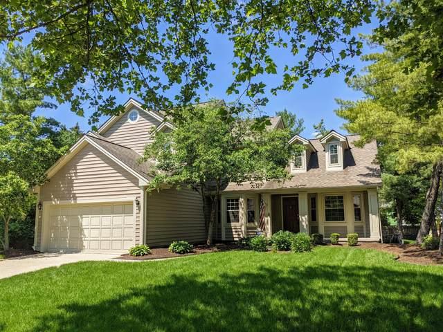 89 Beech Ridge Drive, Powell, OH 43065 (MLS #221021029) :: The Raines Group