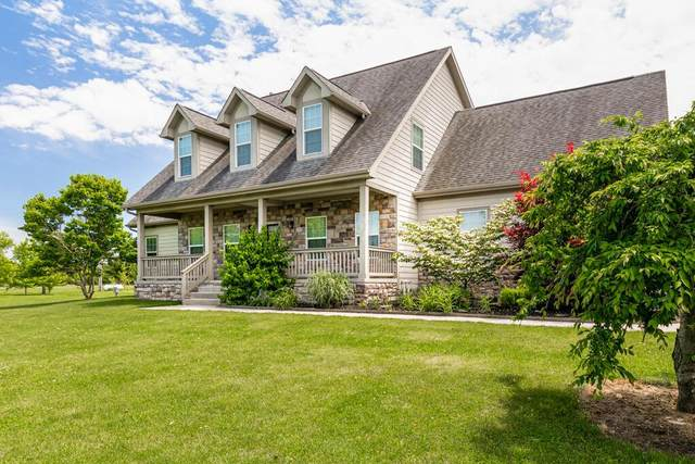 13221 Duncan Plains Road, Johnstown, OH 43031 (MLS #221021032) :: The Tobias Real Estate Group