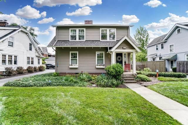 1706 Andover Road, Upper Arlington, OH 43212 (MLS #221021061) :: 3 Degrees Realty