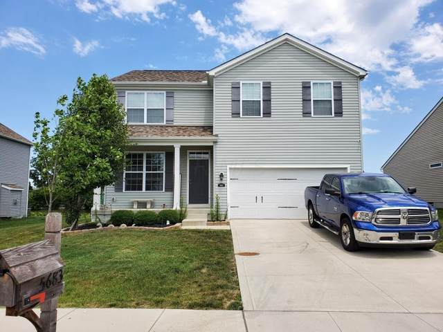5683 Queen Victoria Street, Groveport, OH 43125 (MLS #221021065) :: The Tobias Real Estate Group