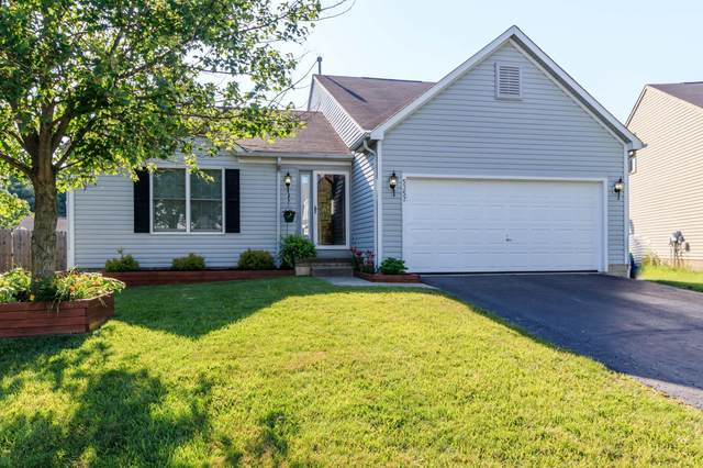 5357 Timber Grove Drive, Canal Winchester, OH 43110 (MLS #221021067) :: The Tobias Real Estate Group