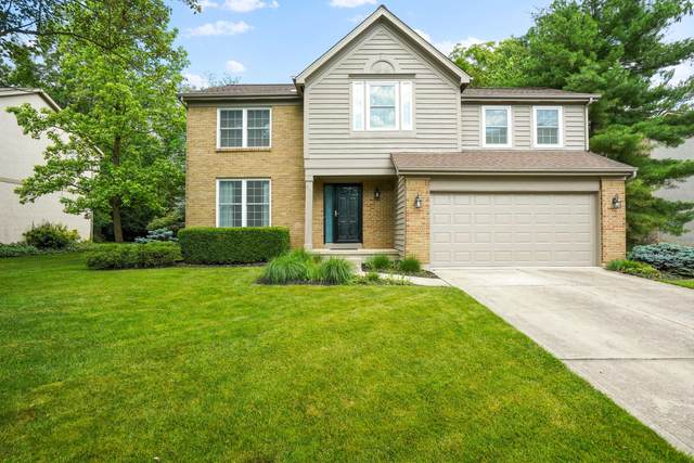 275 Winter Hill Place, Powell, OH 43065 (MLS #221021079) :: 3 Degrees Realty