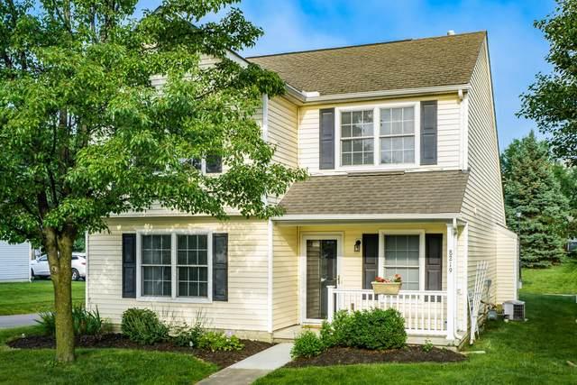 8219 Carano Way, Columbus, OH 43240 (MLS #221021082) :: The Tobias Real Estate Group