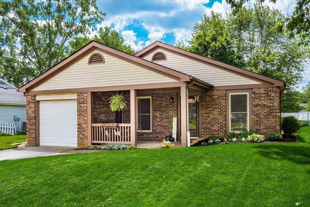 2013 Summit Row Boulevard, Powell, OH 43065 (MLS #221021100) :: The Tobias Real Estate Group