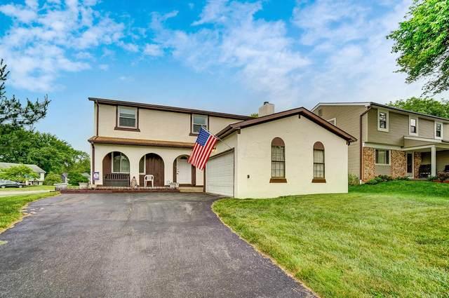 4555 Pyrenees Court, Columbus, OH 43230 (MLS #221021113) :: Jamie Maze Real Estate Group
