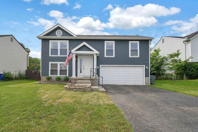 5901 Sundrops Avenue, Galloway, OH 43119 (MLS #221021121) :: The Tobias Real Estate Group