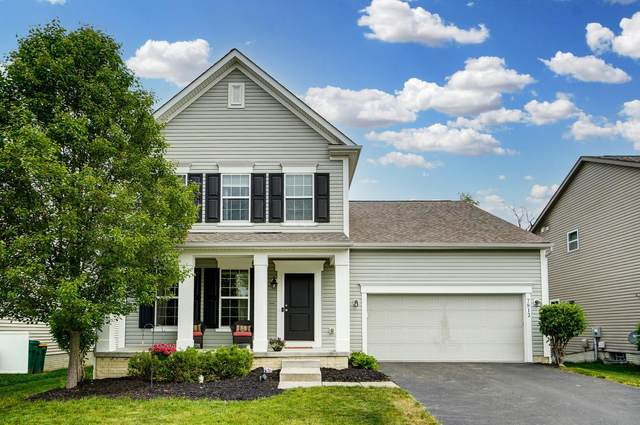 7812 Headwater Drive, Blacklick, OH 43004 (MLS #221021132) :: The Tobias Real Estate Group