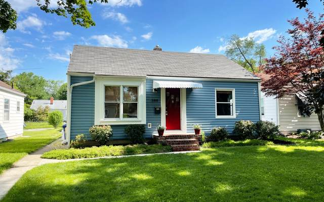 388 E Beechwold Boulevard, Columbus, OH 43214 (MLS #221021145) :: The Tobias Real Estate Group