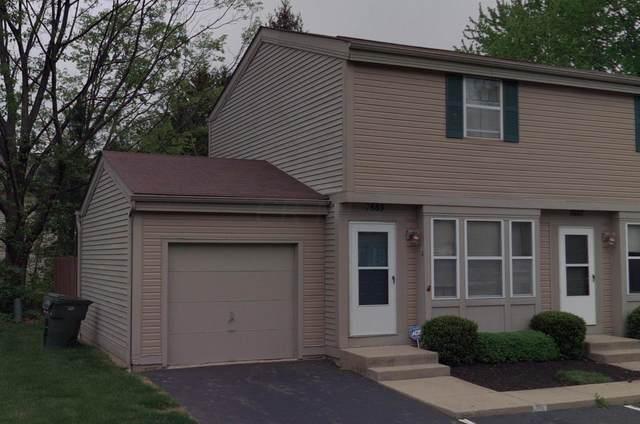 7885 Barkwood Drive 19A, Worthington, OH 43085 (MLS #221021173) :: Ackermann Team
