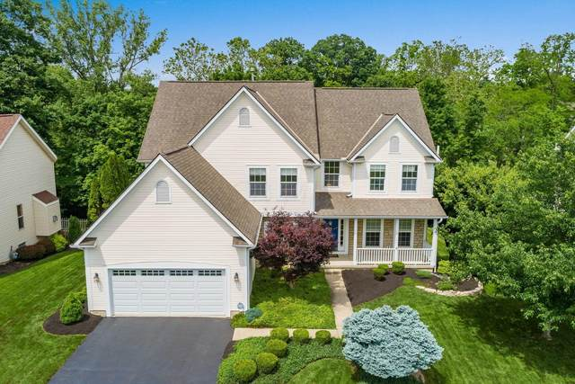 228 Ashley Court, Columbus, OH 43230 (MLS #221021198) :: The Tobias Real Estate Group