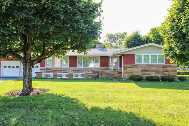 240 Walnut Creek Pike, Circleville, OH 43113 (MLS #221021212) :: The Tobias Real Estate Group
