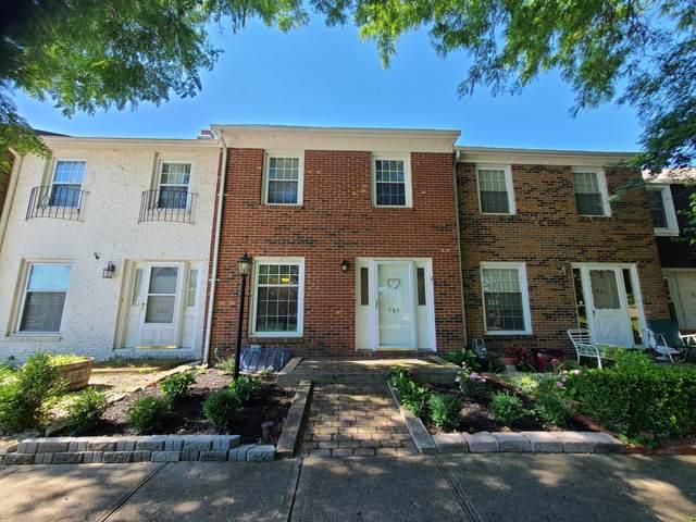 565 Simbury Street, Columbus, OH 43228 (MLS #221021232) :: The Tobias Real Estate Group