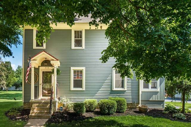 216 E Park Street, Westerville, OH 43081 (MLS #221021241) :: 3 Degrees Realty