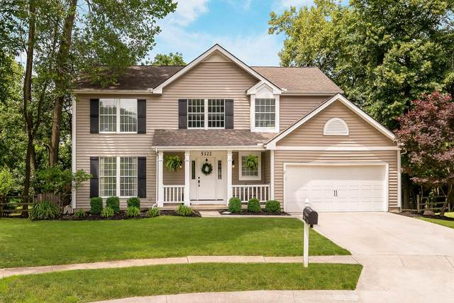 5322 Bay Meadows Court, Columbus, OH 43221 (MLS #221021249) :: 3 Degrees Realty