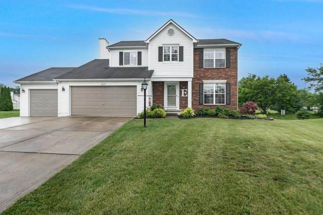 5297 Old Creek Lane, Hilliard, OH 43026 (MLS #221021253) :: 3 Degrees Realty