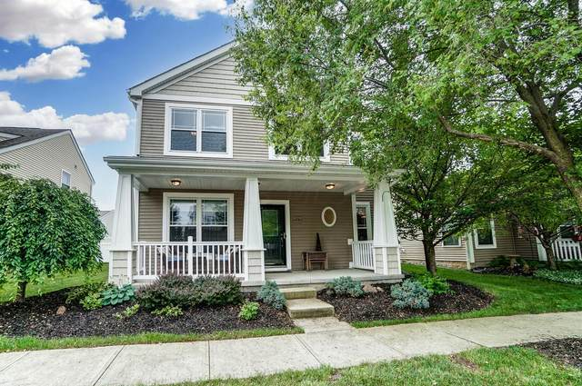 4590 Grand Strand Drive, Grove City, OH 43123 (MLS #221021268) :: Berkshire Hathaway HomeServices Crager Tobin Real Estate