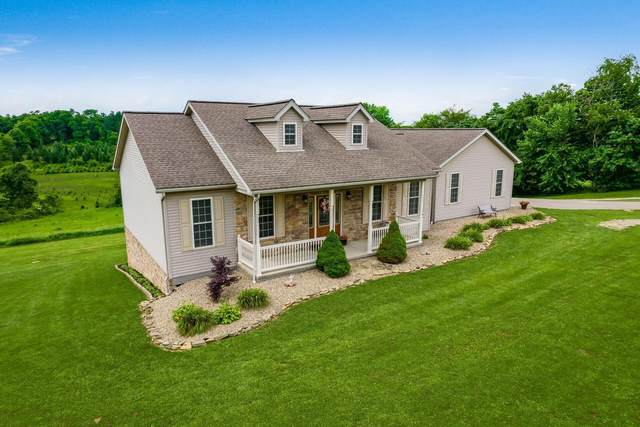 3965 Township Road 70 NW, Somerset, OH 43783 (MLS #221021297) :: Jamie Maze Real Estate Group