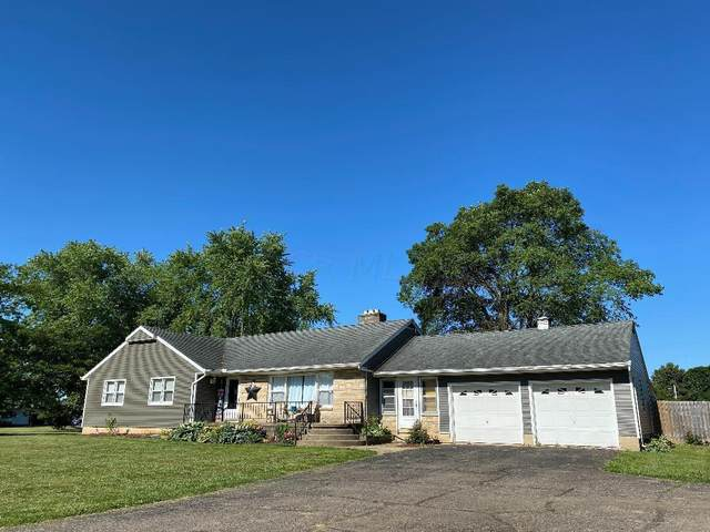 17289 Little Walnut Road, Circleville, OH 43113 (MLS #221021298) :: The Tobias Real Estate Group