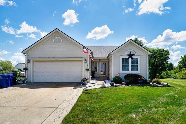 816 Sumter Street, Galloway, OH 43119 (MLS #221021307) :: The Tobias Real Estate Group