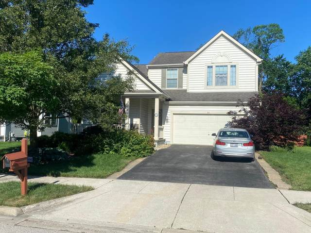 311 Stonhope Drive, Delaware, OH 43015 (MLS #221021325) :: The Tobias Real Estate Group