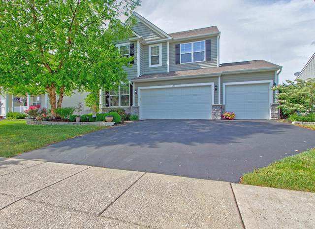 470 Scott Farms Boulevard, Marysville, OH 43040 (MLS #221021335) :: Signature Real Estate