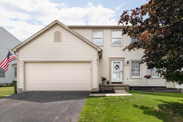 5745 Silver Spurs Lane, Galloway, OH 43119 (MLS #221021336) :: The Tobias Real Estate Group