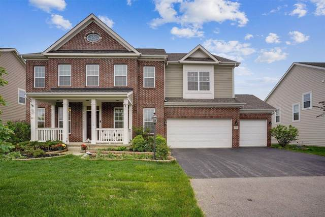 2563 Isabella Blue Drive, Powell, OH 43065 (MLS #221021368) :: LifePoint Real Estate