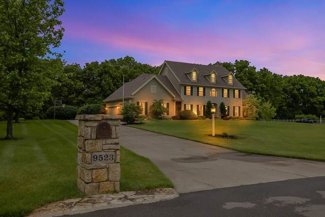 9523 Cutlers Trace, Dayton, OH 45458 (MLS #221021381) :: Signature Real Estate