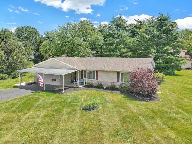 9408 Southchester Drive, Pickerington, OH 43147 (MLS #221021388) :: The Raines Group