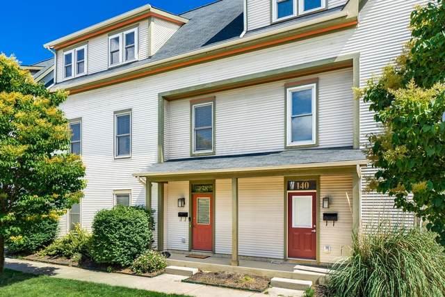 138 E 3rd Avenue, Columbus, OH 43201 (MLS #221021397) :: The Tobias Real Estate Group