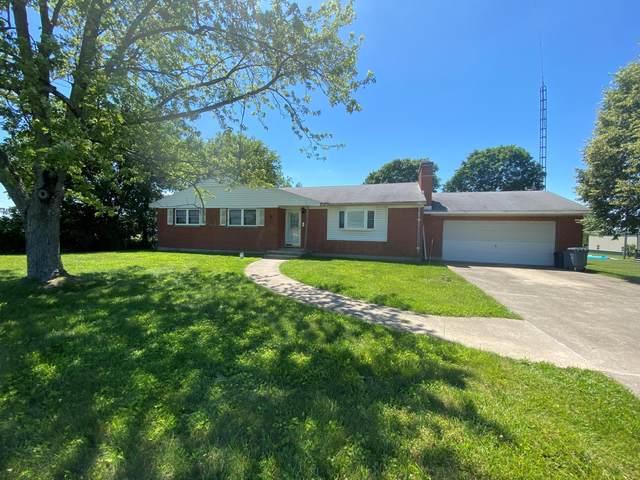 3461 S Buena Vista Road, South Charleston, OH 45368 (MLS #221021437) :: Bella Realty Group