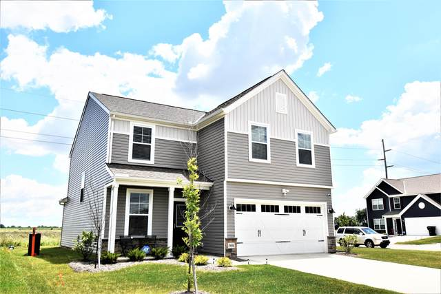 5694 Tarboro Place, Canal Winchester, OH 43110 (MLS #221021439) :: The Tobias Real Estate Group
