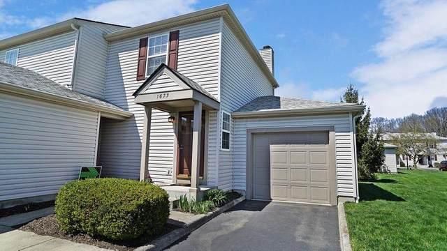 1673 Blackhorse Lane 156F, Hilliard, OH 43026 (MLS #221021440) :: Exp Realty