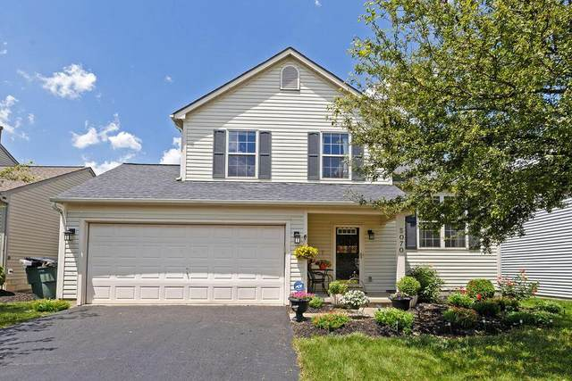 5070 Gilwood Drive, Hilliard, OH 43026 (MLS #221021444) :: 3 Degrees Realty